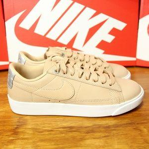 d784e2ba5076 Nike Shoes - Nike Women Blazer Low SE Premium Vachetta Tan Nude